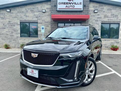 2020 Cadillac XT6 for sale at GREENVILLE AUTO in Greenville WI