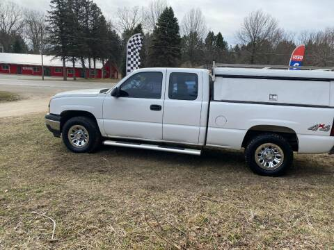 2007 Chevrolet Silverado 1500 Classic for sale at Hillside Motor Sales in Coldwater MI