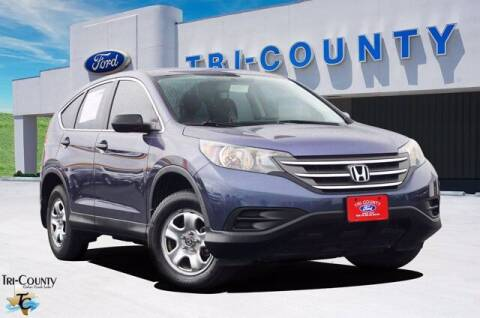 2013 Honda CR-V for sale at TRI-COUNTY FORD in Mabank TX