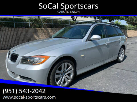 2006 BMW 3 Series for sale at SoCal Sportscars in Covina CA