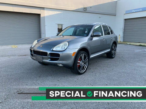 2006 Porsche Cayenne for sale at Mid City Motors Auto Sales - Mid City South in Fort Myers FL