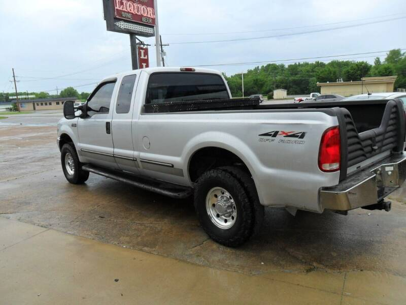1999 Ford F-250 Super Duty for sale at C MOORE CARS in Grove OK