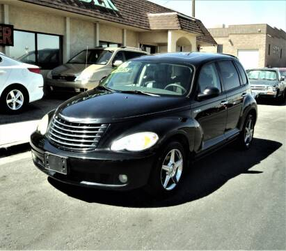 2006 Chrysler PT Cruiser for sale at DESERT AUTO TRADER in Las Vegas NV