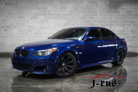 2006 BMW M5 for sale at J-Rus Inc. in Macomb MI
