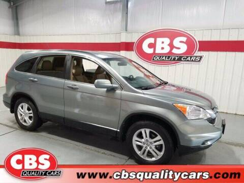 2010 Honda CR-V for sale at CBS Quality Cars in Durham NC