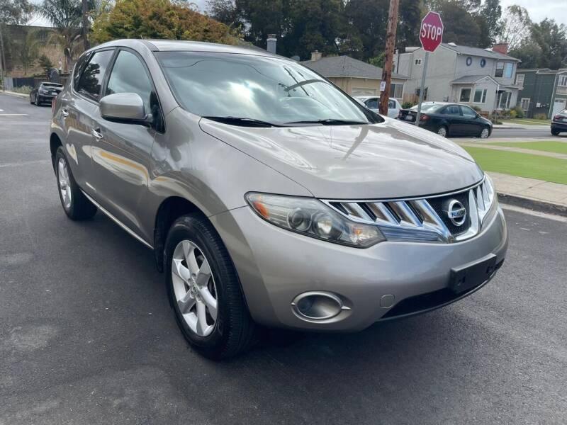 2009 Nissan Murano for sale at ZaZa Motors in San Leandro CA