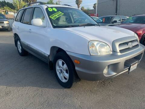 2006 Hyundai Santa Fe for sale at North County Auto in Oceanside CA