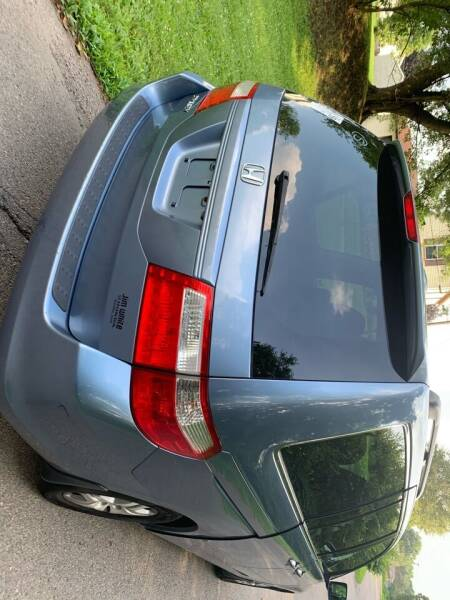 2007 Honda Odyssey for sale at Trocci's Auto Sales in West Pittsburg PA
