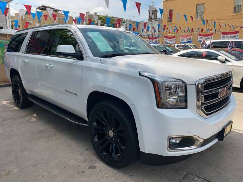 2017 GMC Yukon XL for sale at Elite Automall Inc in Ridgewood NY