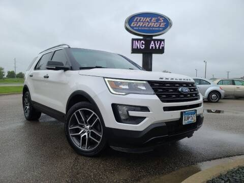 2016 Ford Explorer for sale at Monkey Motors in Faribault MN