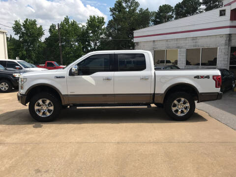 2015 Ford F-150 for sale at Northwood Auto Sales in Northport AL