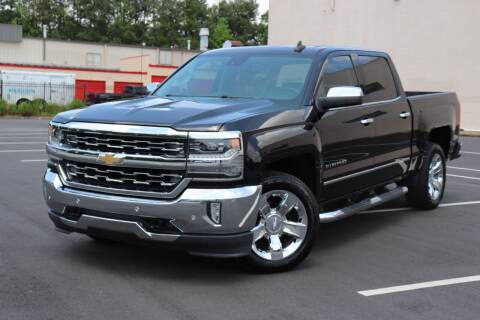 2016 Chevrolet Silverado 1500 for sale at Auto Guia in Chamblee GA