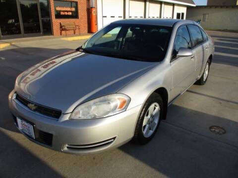2007 Chevrolet Impala for sale at Eden's Auto Sales in Valley Center KS