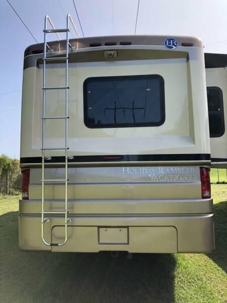 2014 Holiday Rambler Vacationer 36SBT Class A - Gas - Princeton NC