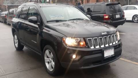 2016 Jeep Compass for sale at MOUNT EDEN MOTORS INC in Bronx NY