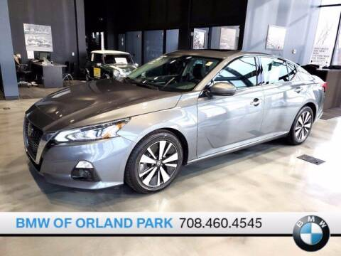 2019 Nissan Altima for sale at BMW OF ORLAND PARK in Orland Park IL