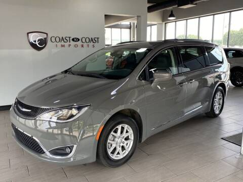 2020 Chrysler Pacifica for sale at Coast to Coast Imports in Fishers IN
