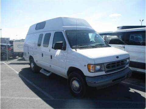 2002 Ford E-Series Cargo for sale at Dealers Choice Inc in Farmersville CA