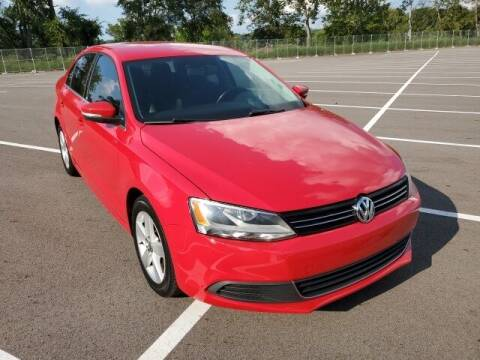 2013 Volkswagen Jetta for sale at Parks Motor Sales in Columbia TN