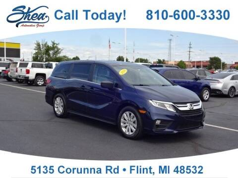 2018 Honda Odyssey for sale at Jamie Sells Cars 810 in Flint MI