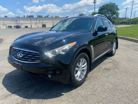 2009 Infiniti FX35 for sale at Pristine Auto Group in Bloomfield NJ
