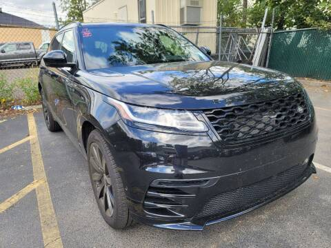 2019 Land Rover Range Rover Velar for sale at AW Auto & Truck Wholesalers  Inc. in Hasbrouck Heights NJ