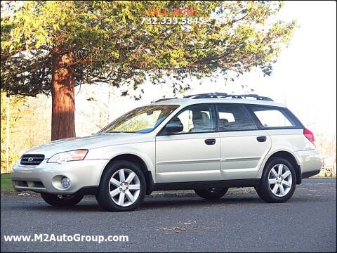 2007 Subaru Outback for sale at M2 Auto Group Llc. EAST BRUNSWICK in East Brunswick NJ