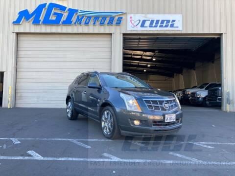 2010 Cadillac SRX for sale at MGI Motors in Sacramento CA