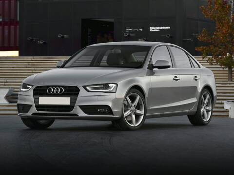 2014 Audi A4 for sale at BMW OF NEWPORT in Middletown RI