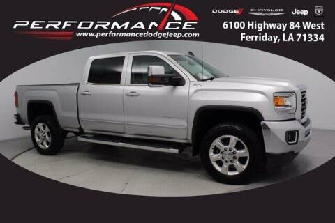 2017 GMC Sierra 2500HD for sale at Performance Dodge Chrysler Jeep in Ferriday LA