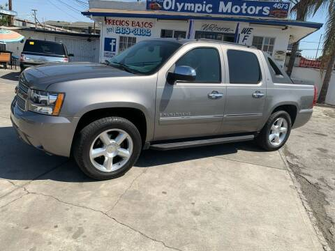 2009 Chevrolet Avalanche for sale at Olympic Motors in Los Angeles CA