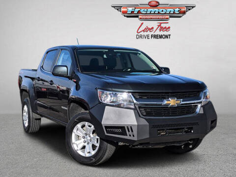 2018 Chevrolet Colorado for sale at Rocky Mountain Commercial Trucks in Casper WY