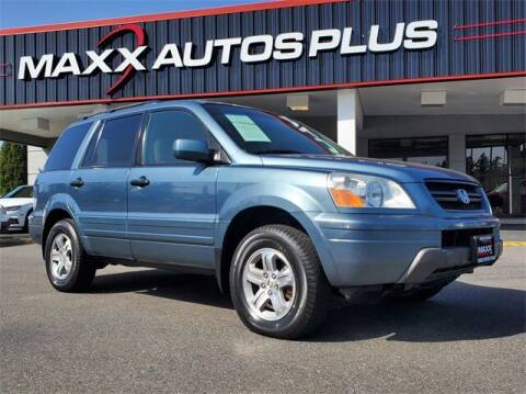 2005 Honda Pilot for sale at Maxx Autos Plus in Puyallup WA
