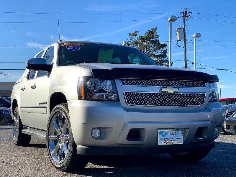 2011 Chevrolet Avalanche for sale at Driveway Motors in Virginia Beach VA