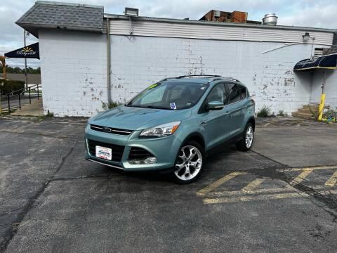 2013 Ford Escape for sale at Santa Motors Inc in Rochester NY