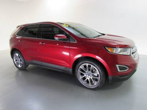 2015 Ford Edge for sale at Salinausedcars.com in Salina KS