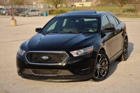 2016 Ford Taurus for sale at Big O Auto LLC in Omaha NE
