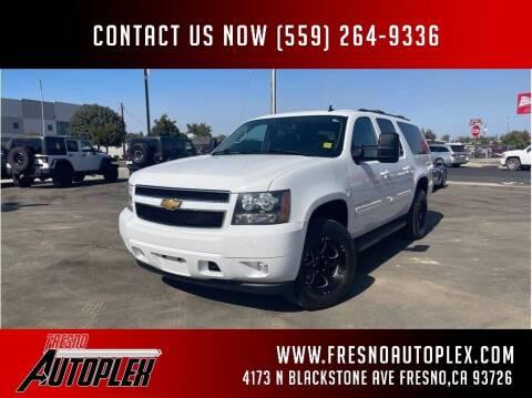 2013 Chevrolet Suburban for sale at Fresno Autoplex in Fresno CA