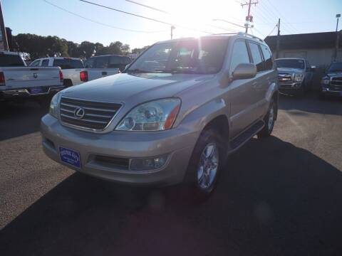 2007 Lexus GX 470 for sale at Surfside Auto Company in Norfolk VA