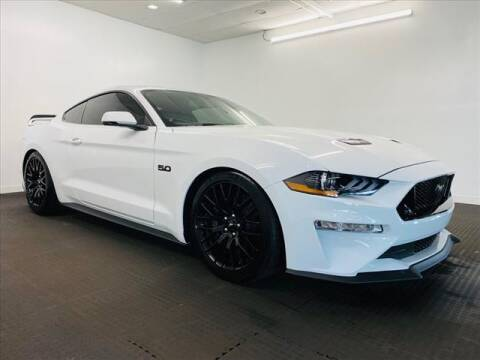 2020 Ford Mustang for sale at Champagne Motor Car Company in Willimantic CT