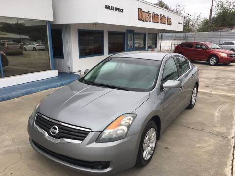 2009 Nissan Altima for sale at Moye's Auto Sales Inc. in Leesburg FL