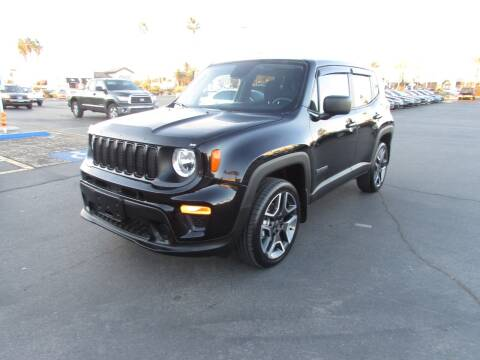 2020 Jeep Renegade for sale at Charlie Cheap Car in Las Vegas NV