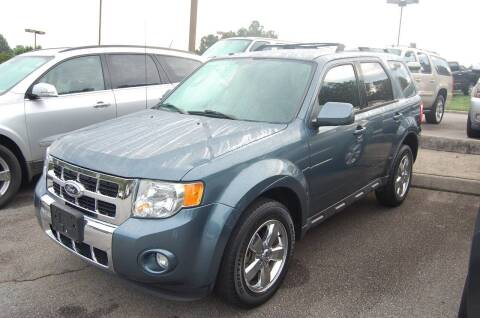2012 Ford Escape for sale at Modern Motors - Thomasville INC in Thomasville NC