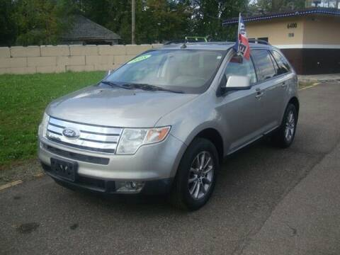 2008 Ford Edge for sale at MOTORAMA INC in Detroit MI
