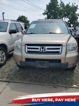 2006 Honda Pilot for sale at RMB Auto Sales Corp in Copiague NY