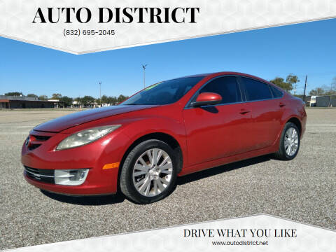 2010 Mazda MAZDA6 for sale at Auto District in Baytown TX