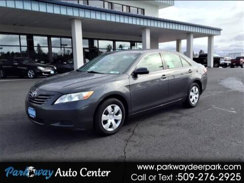 2007 Toyota Camry for sale at PARKWAY AUTO CENTER AND RV in Deer Park WA
