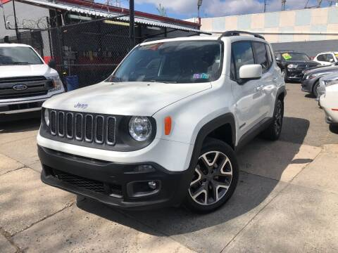 2015 Jeep Renegade for sale at Newark Auto Sports Co. in Newark NJ