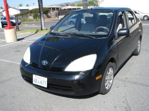 2003 Toyota Prius for sale at M&N Auto Service & Sales in El Cajon CA