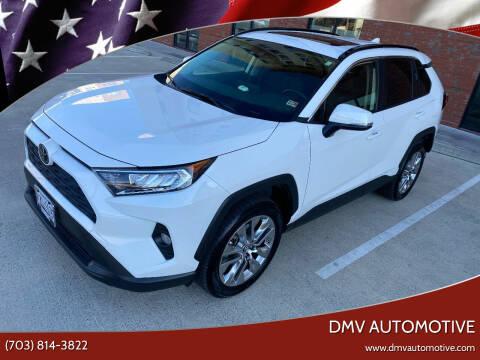 2019 Toyota RAV4 for sale at DMV Automotive in Falls Church VA